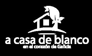 a casa de blanco Galicia